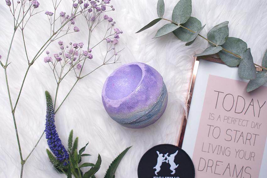 Review: Lush Goddess Bath Bomb – Oh My Lush com